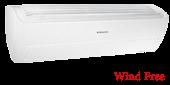 محاسبه ظرفیت اسپلیت سامسونگ مدل Wind Free