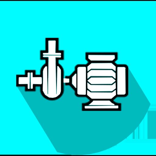 کد محاسباتی پمپ آب